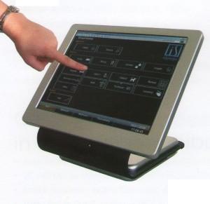 Pro Touch Mediensteuerung
