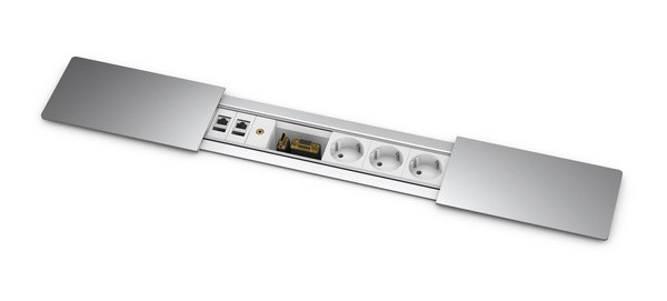 Tischeinbaufelder mit HDMI